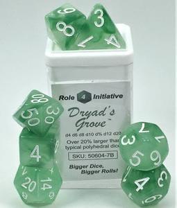 Role 4 iniative Role 4 Initiative Dice: Jade (7) Dryad's Grove