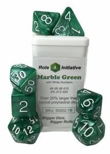 Role 4 initative Role 4 Initiative Dice: Marble (7) Green