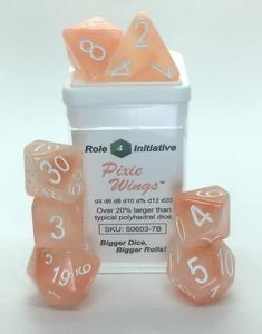 Role 4 initative Role 4 Initiative Dice: Jade (7) Pixie Wings