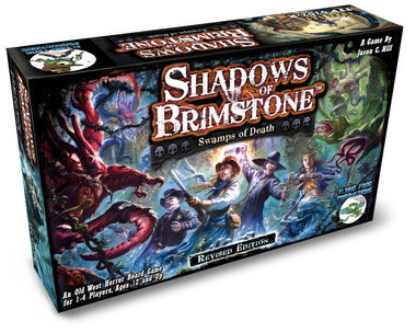 Flying frog Shadows of Brimstone Swamps of Death Core