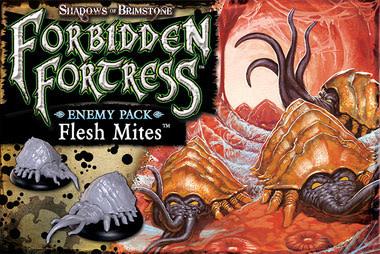 Flying frog Shadows of Brimstone: Forbidden Fortress- Flesh Mites