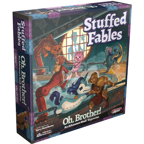 Plaid Hat Games Stuffed Fables: Oh, Brother!