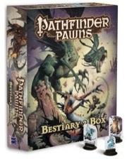 Paizo Pathfinder RPG: Beastiary 2 Pawn Box