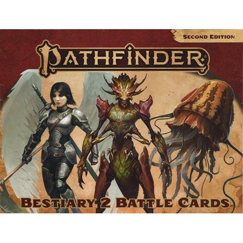 Paizo Pathfinder RPG Cards: Bestiary 2
