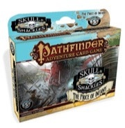 Paizo Pathfinder Adventure Card Game: Skull & Shackles- The Price of Infamy #5