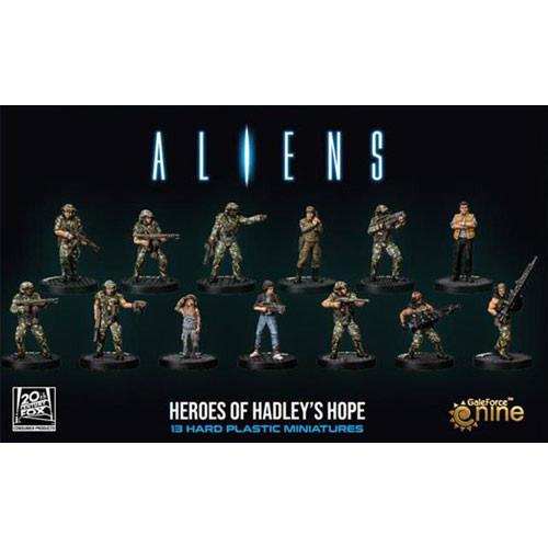 Gale Force Nine Aliens: Heroes of Hadley's Hope