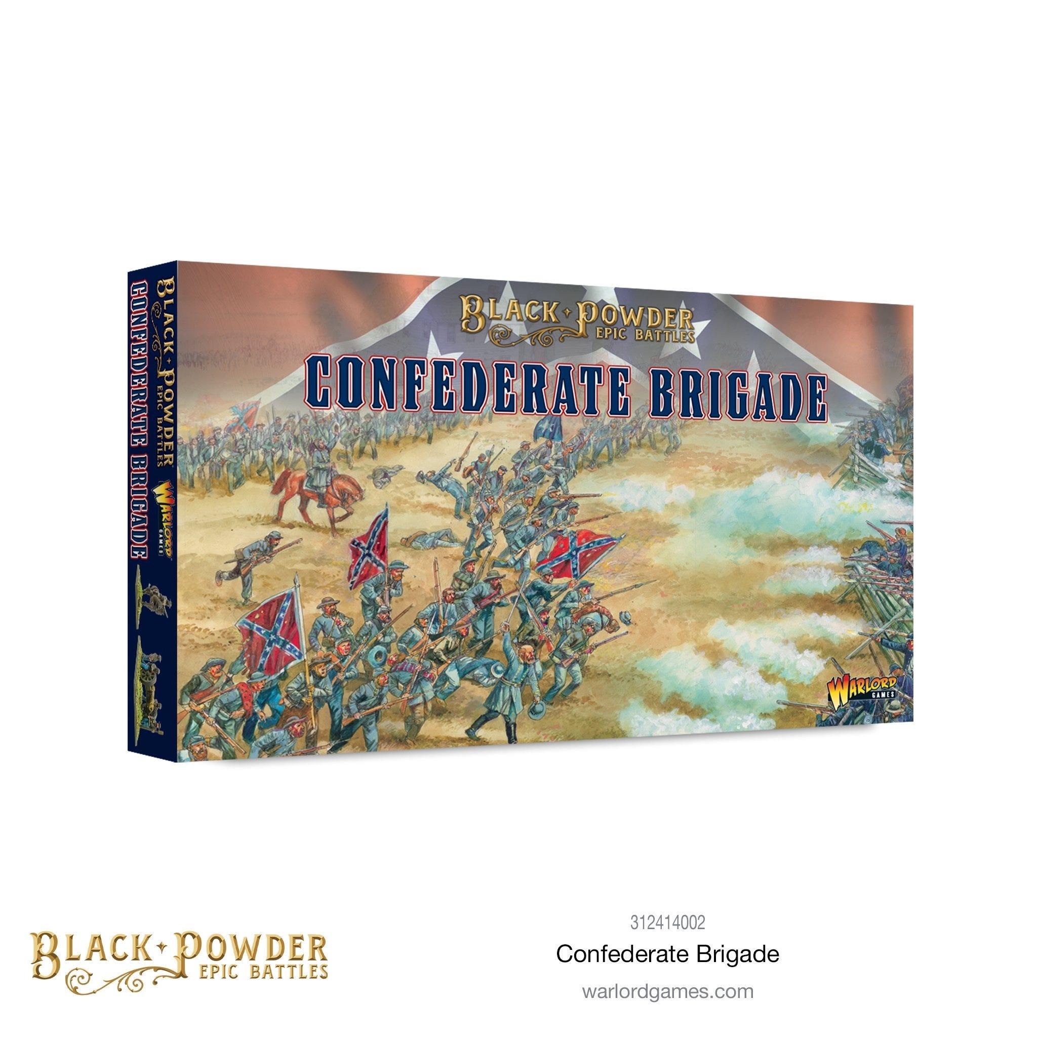 Black Powder Black Powder: Confederate Brigade