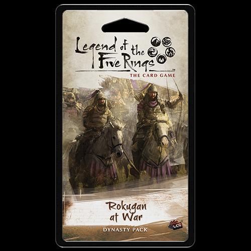 Fantasy Flight Legend of the Five Rings LCG: Rokugan at War