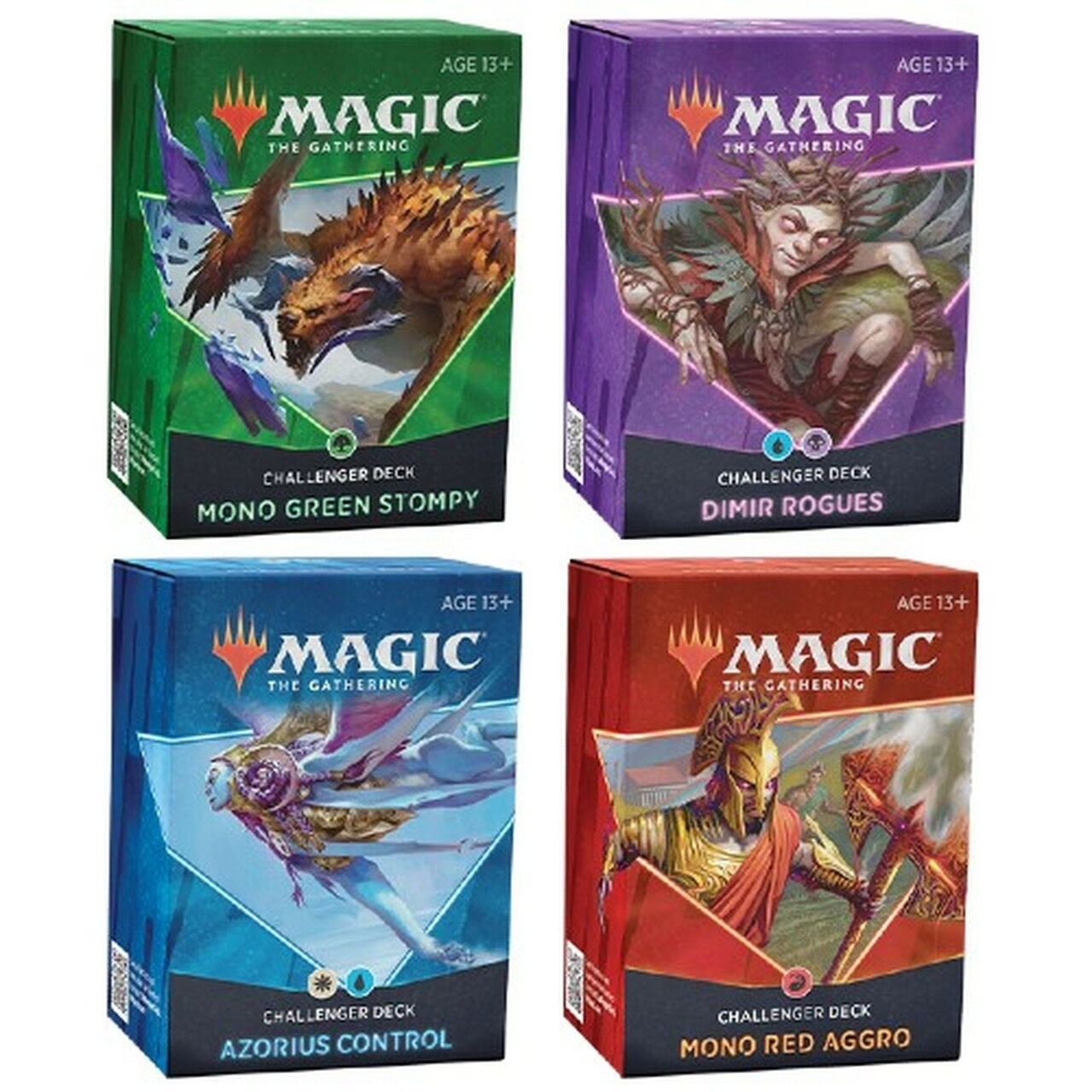 Magic the Gathering Magic the Gathering CCG: 2021 Challenger deck