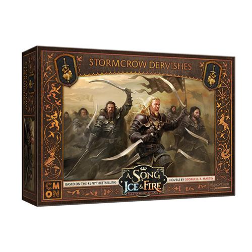 CMON A song of Ice & Fire: Neutral Stormcrow Dervishes
