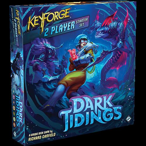 Fantasy Flight Keyforge: Dark Tidings 2 Player Starter