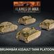Flames of War Flames of War: German- Brummbar Assault Tank Platoon (late)