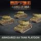 Flames of War Flames of War: German- Armoured AA Tank Platoon (late)