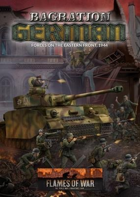 Flames of War Flames of War Book: German Bagration