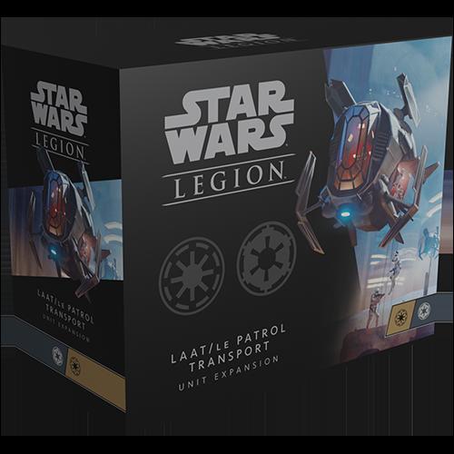 Atomic Mass Games Star Wars Legion: LAAT/le Patrol Transport