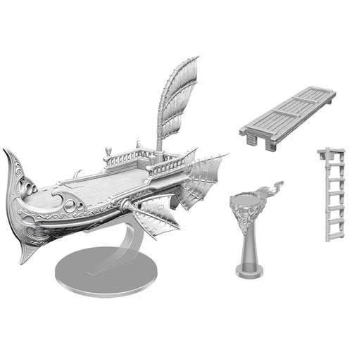 Wizkids D&D Nolzurs Miniature:  Skycoach