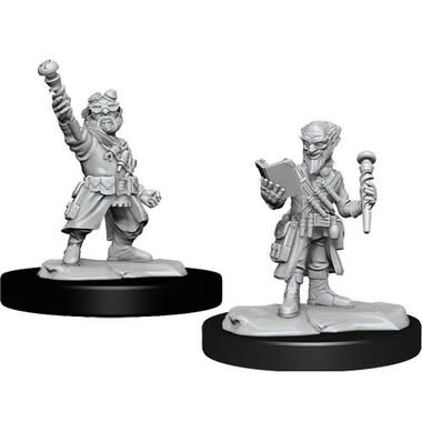 Wizkids D&D Nolzurs Miniature: Gnome Artificer Male