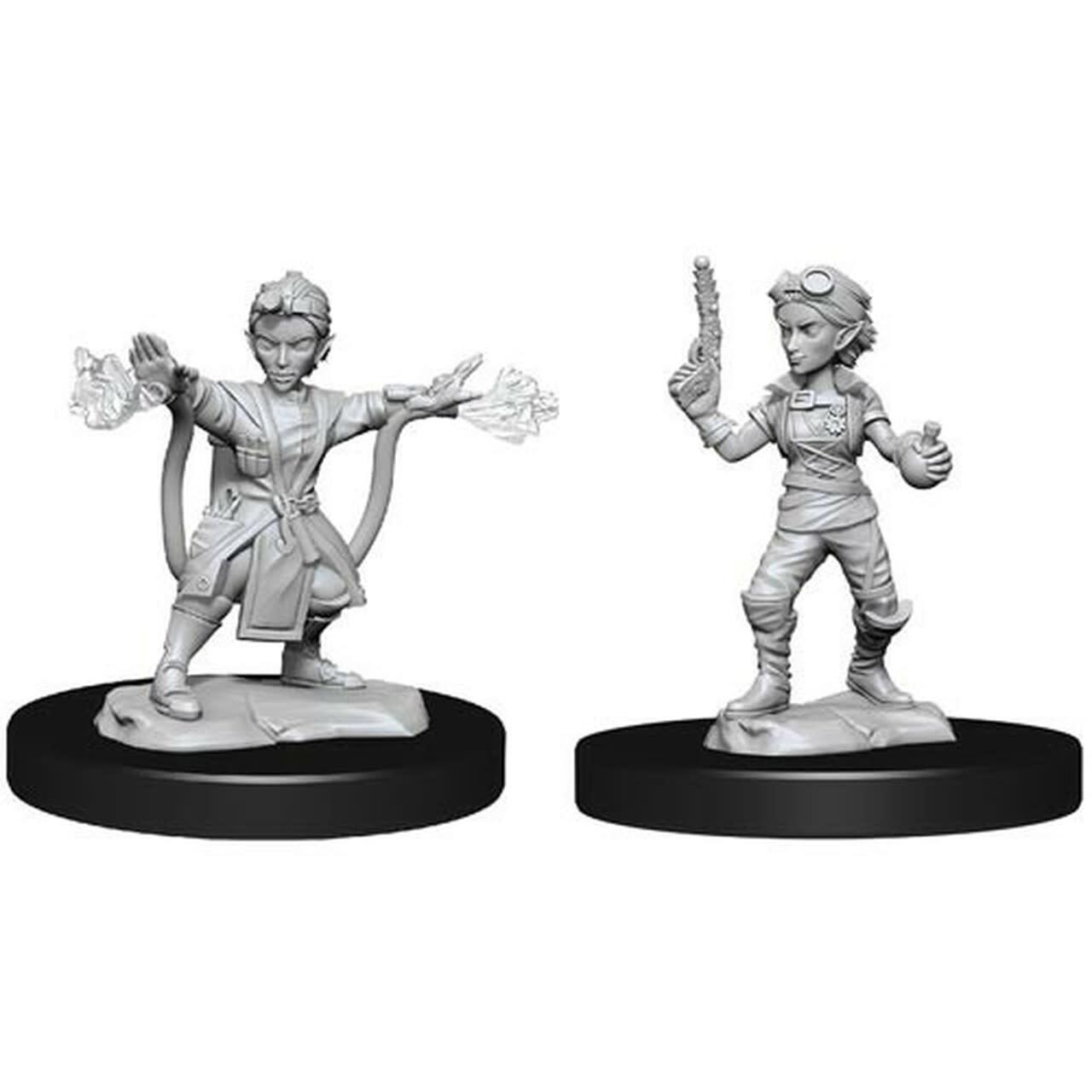 Wizkids D&D Nolzurs Miniatures: Gnome Artificer Female