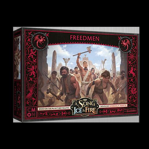 CMON Song of Ice & Fire: Targaryen Freedmen