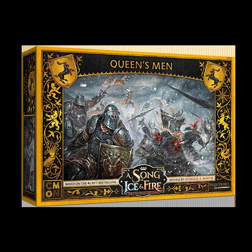 CMON Song of Ice & Fire: Baratheon Queen's Men