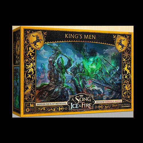 CMON Song of Ice & Fire: Baratheon King's Men