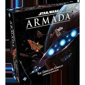 Fantasy Flight Star Wars Armada: The Corellian Conflict Campaign