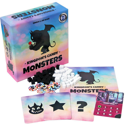 Giga mech games Kingdom's Candy Monsters