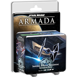 Fantasy Flight Star Wars Armada: Imperial Fighter Squadrons