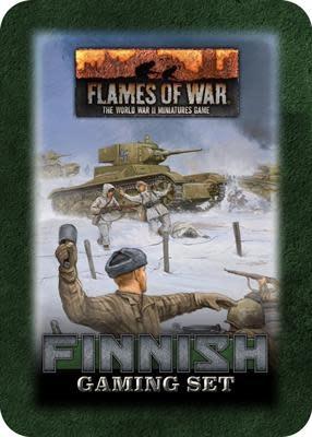 Flames of War Flames of War Gaming Set: Finnish