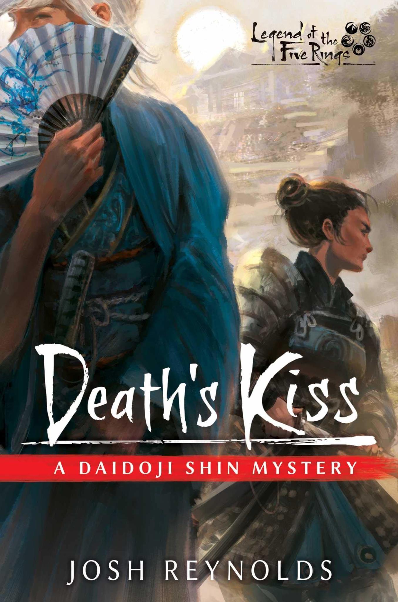 Aconytebooks Legend of the Five Rings NOVEL: Death's Kiss