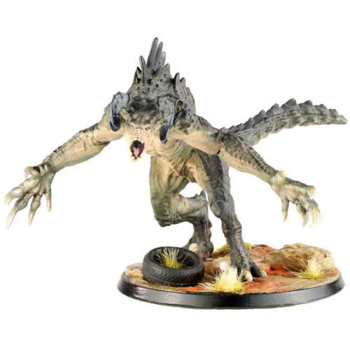 Modiphius Fallout Wasteland Warfare: Creatures- Deathclaw