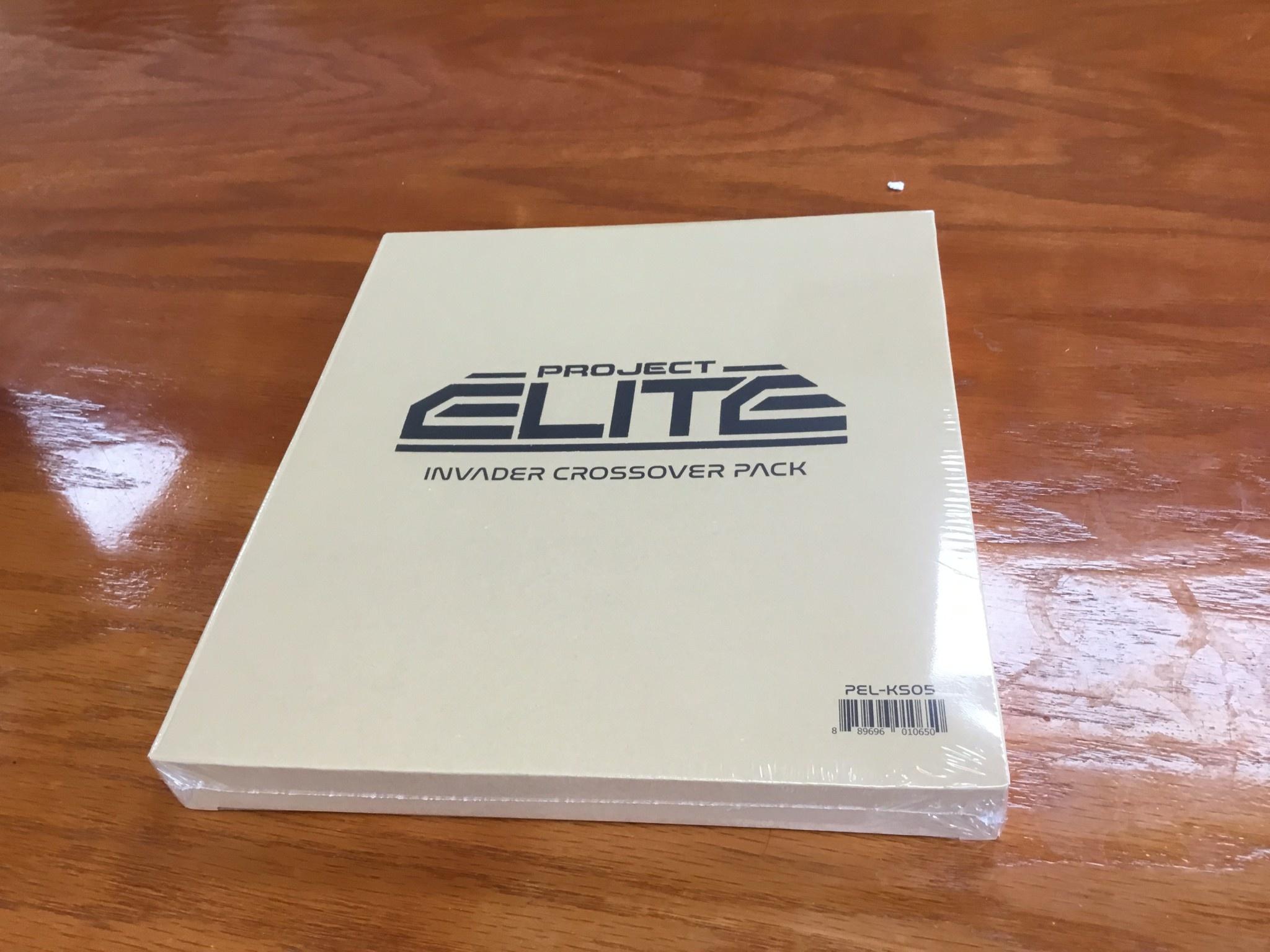 CMON Project Elite: Invader Crossover Pack (kickstarter)