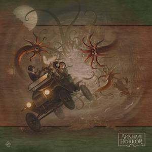 Fantasy Flight Arkham Horror: Deluxe Gamemat