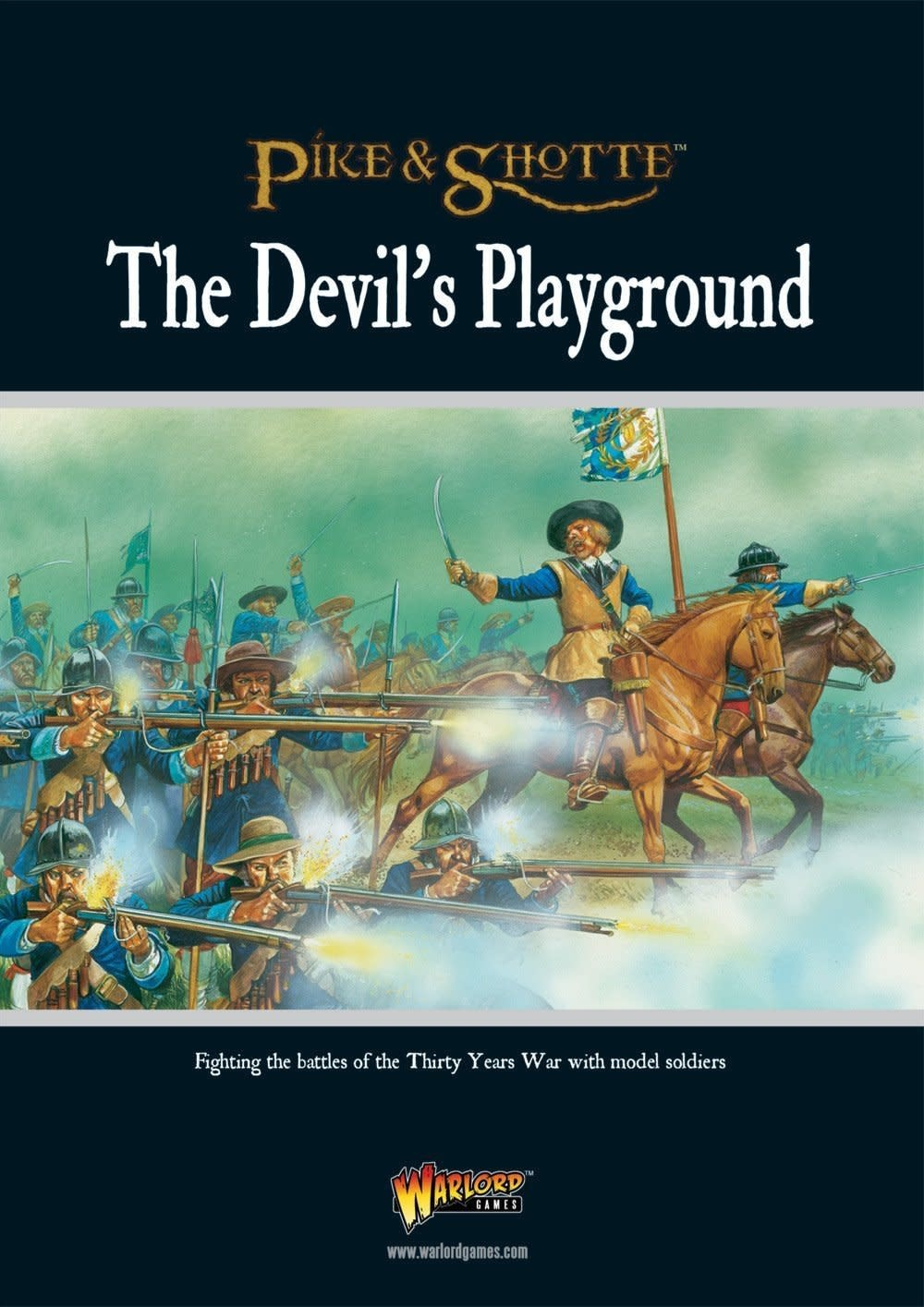 Warlord games Pike & Shotte: The Devils Playground Book