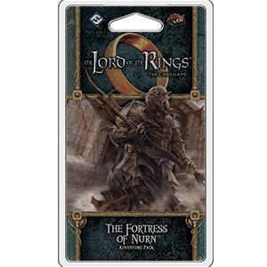 Fantasy Flight Lord of the Rings LCG: Fortress of nurn