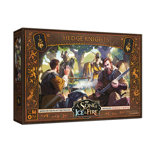 CMON Song of Ice& Fire: Neutral Hedge Knights