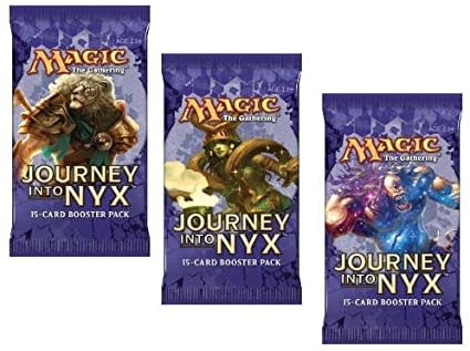 Magic the Gathering Magic the Gathering: Journey into nyx Booster