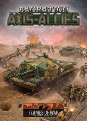 Flames of War Flames of War Book: Bagration- Axis & Allies
