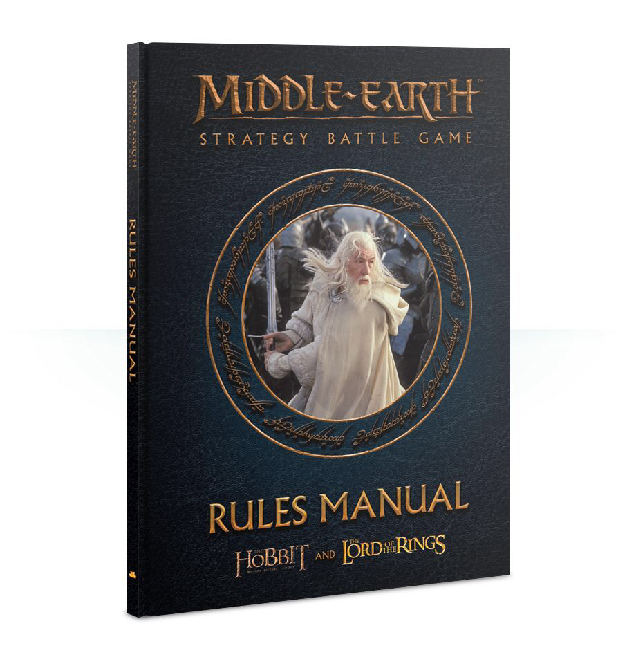 Games Workshop Middle Earth SBG: Lord of the Rings &  Hobbit Rules Manual