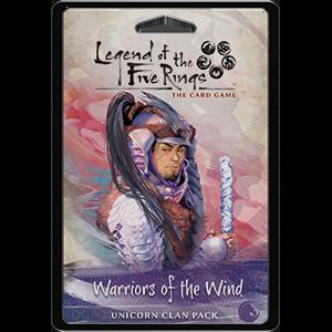 Fantasy Flight Legend of the Five Rings LCG: Unicorn clan pack