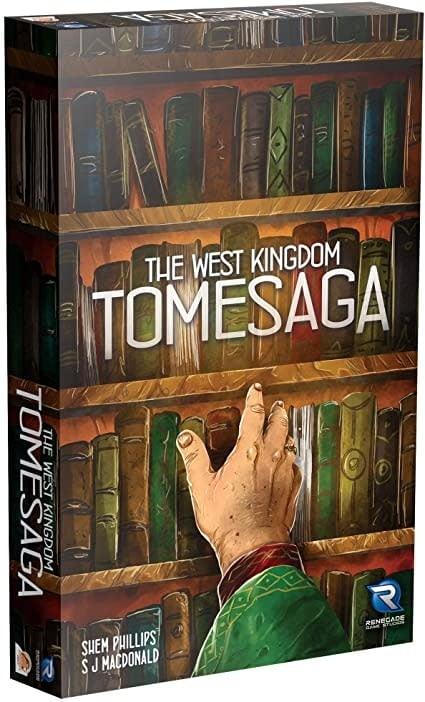 Renegade The West Kindgom: Tomesaga