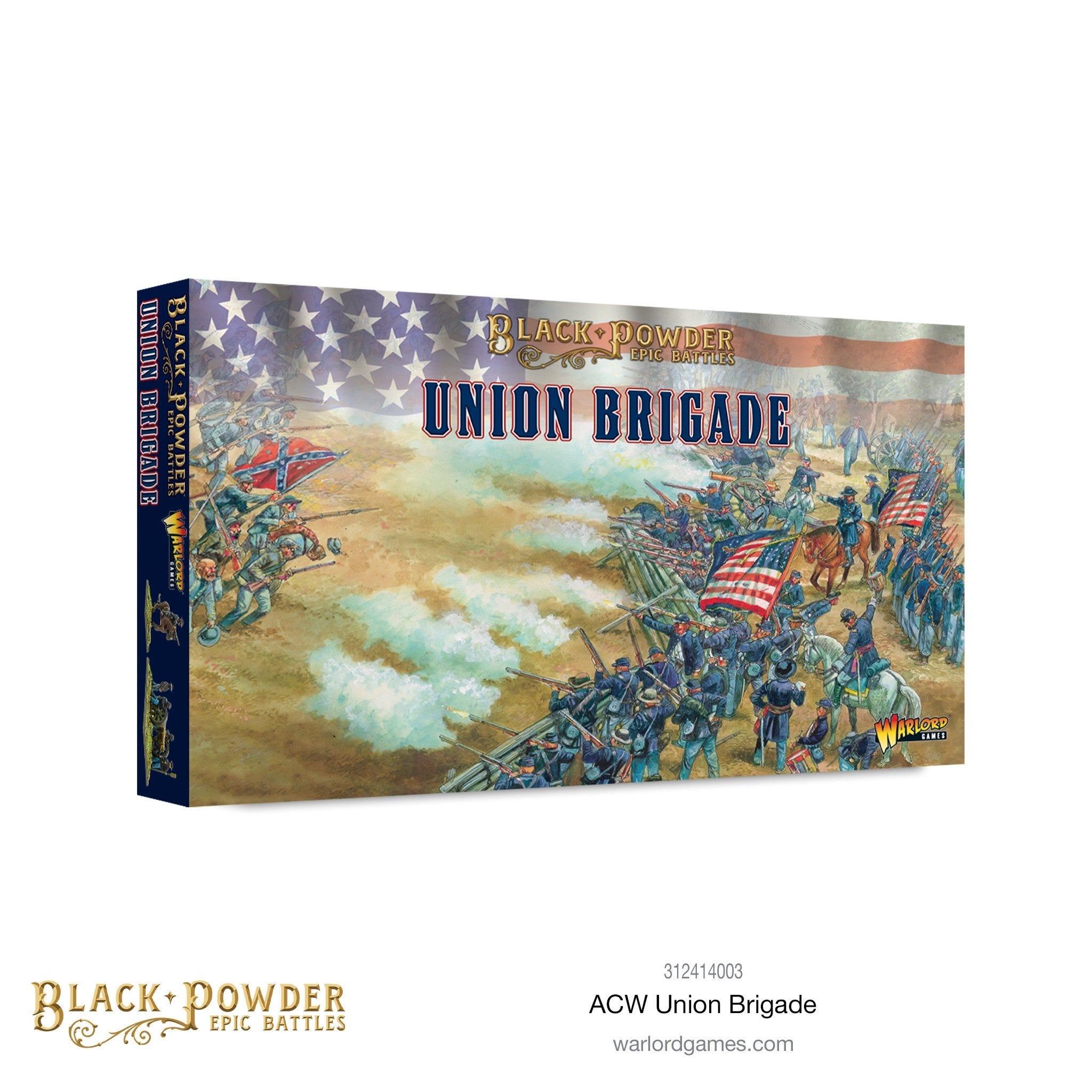 Black Powder Black Powder: Union Brigade