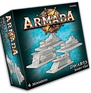Mantic Armada: Dwarfs- Booster Fleet