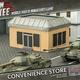 Team yankee Team Yankee Terrain: Convenience store