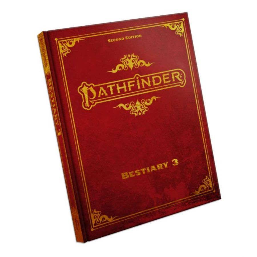 Paizo Pathfinder: Bestiary 3 Special Edition
