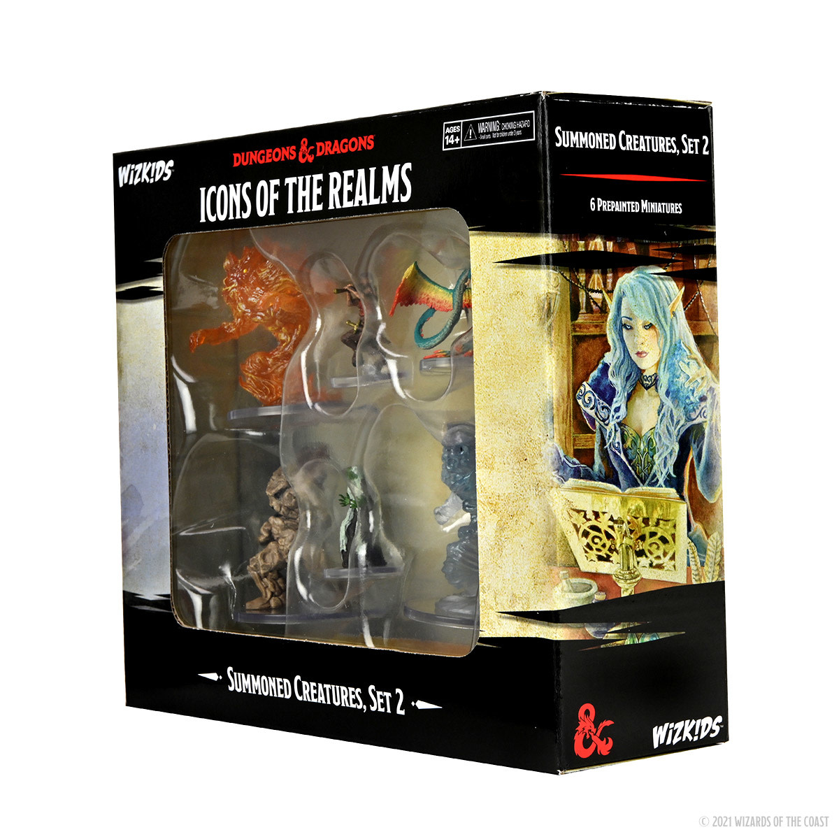 Wizkids D&D Icons of the Realms Mini: Summoned Creatures Set 2
