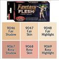 Reaper Reaper Paint Set: Fair Skintones (6 Colors)
