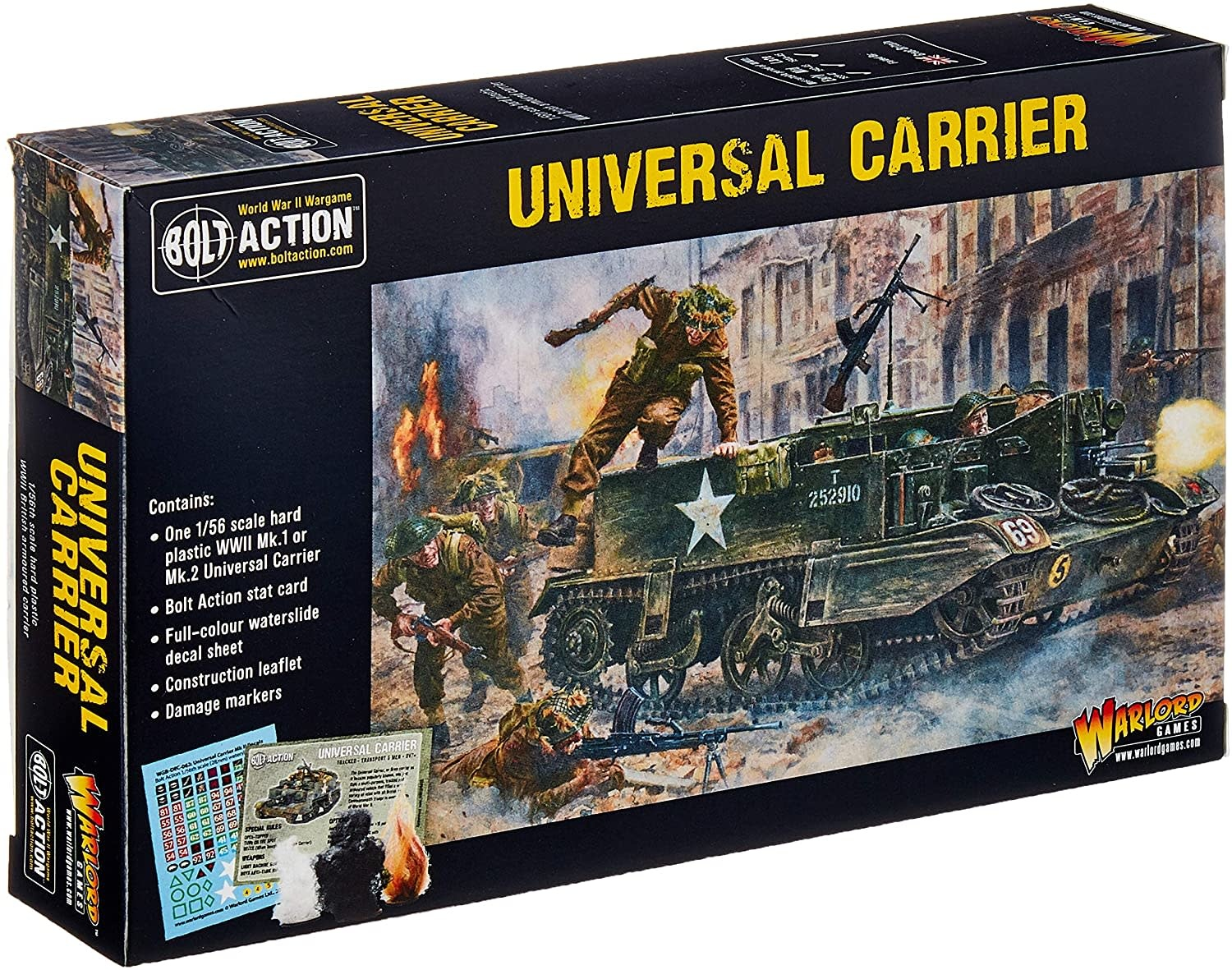 Warlord games Bolt Action: British- Universal Carrier