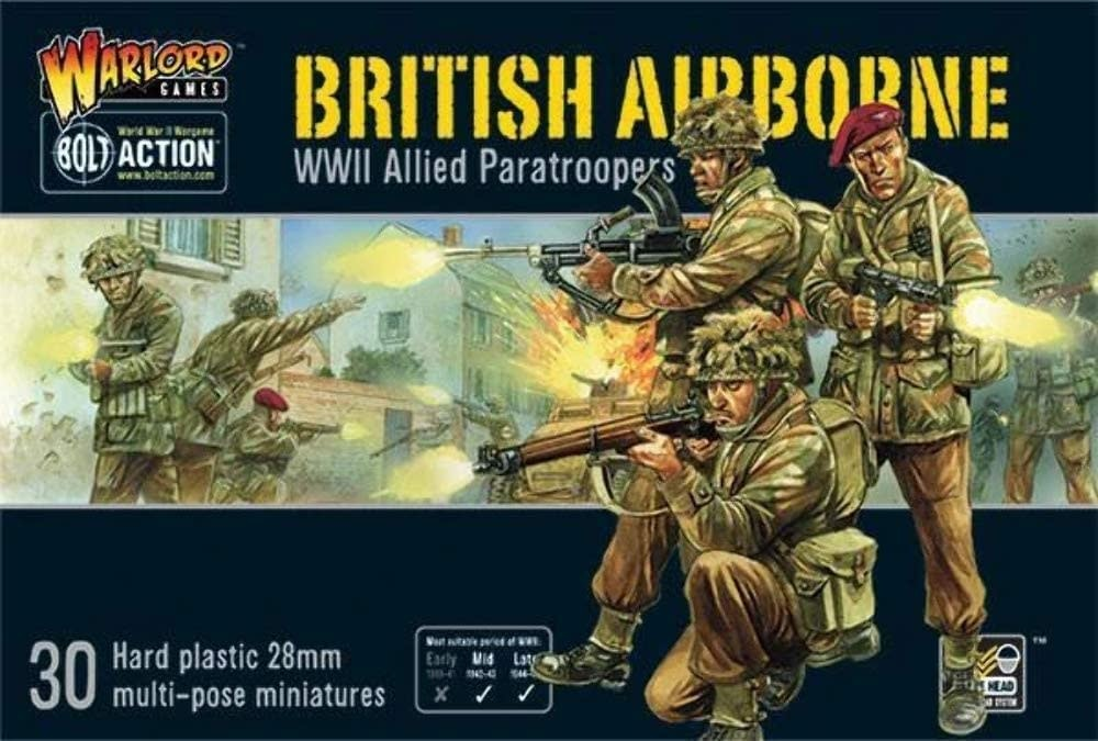 Warlord games Bolt Action: British Airborne