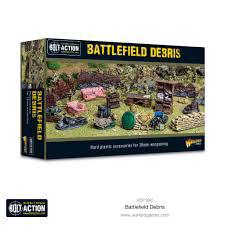 Warlord games Bolt Action: Battlefield Debris